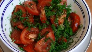 салат мазарини